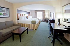 Arlington Texas Hotel Suite with Two Beds 01